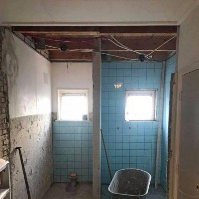 20181125 Wierum een mooie badkamer opgeleverd1