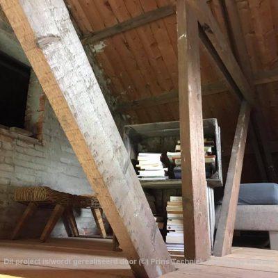 20190404 Prins techniek en montage oude basisschool in Wierum 5
