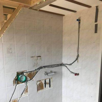 20190926 Leeuwarden een mooie badkamer gemaakt3