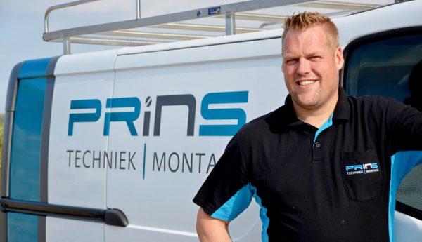 Profiel foto Einte Prins Techniek en Montage Wierum
